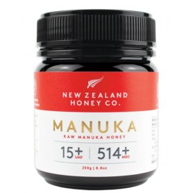Miere de Manuka MGO 514+ ( UMF 15+ ), 250 g