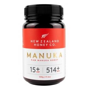 Miere de Manuka MGO 514+ ( UMF 15+ ), 500 g