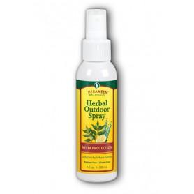 Spray de Camera cu Ulei de Neem si Extract din Plante, 120 ML