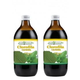 Clorofila Lichida , 500 ML, Health Nutrition, Oferta 2 stice