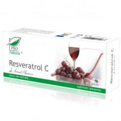 Resveratrol C, 30 cps