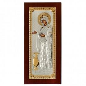 Icoana Maica Domnului Gerontissa - 16x33cm