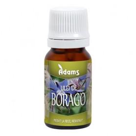 Ulei de Borago, Limba Mielului 10ML Adams