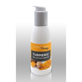 Curcuma, Turmeric Gel Antiinflamator, 100 ML