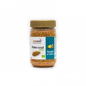 Polen crud papadie si salcie 250 gr ECO Apiland