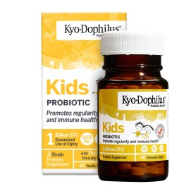 Probiotice Copii, Kyo Dophilus, 60 tb