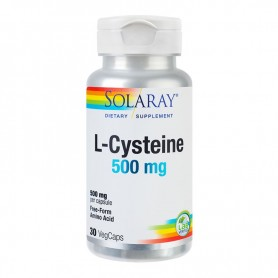 L-CYSTEINE 500MG 30CPS