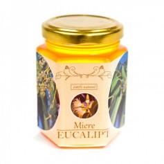 Miere de Eucalipt Prisaca Transilvania - 250 g