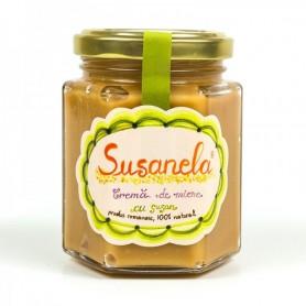 Susanela (Crema de Susan si Miere) Prisaca Transilvania - 210 g