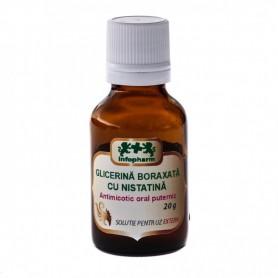 Glicerina Boraxata cu Nistatina, 20 g
