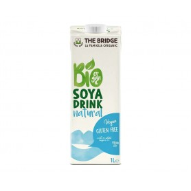 BIO DRINK SOYA NATURAL 1L