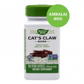 Cat's Claw Bark 485 mg Secom - 100 cps