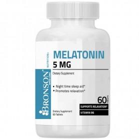 Melatonina 5mg 60 capsule