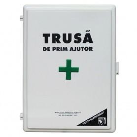 Trusa de Prim Ajutor, Fixa, Vesta
