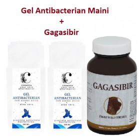 Gel Antibacterian Maini + Gagasibir