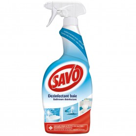 Spray Dezinfectant Baie fara Clor, 650 ML Savo