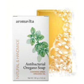 Sapun Antibacterian cu Ulei de Oregano, 100 g Aromavita