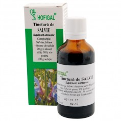 TINCTURA DE SALVIE 50ML