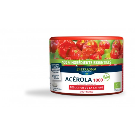 Acerola 1000 Mg, 60 cpr Diet Aroma