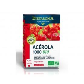 Acerola Bio, 1000 Mg, 24 cpr Diet Aroma