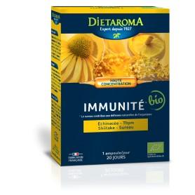 Imunitate, 20 fiole x 10 ml Diet Aroma