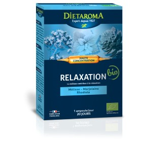 Relaxation ( RELAXARE ) 20 fiole x 10ml