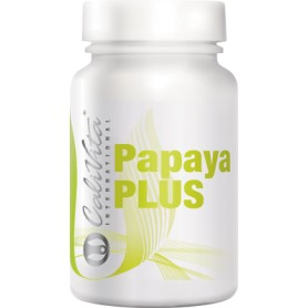 Papaya Plus, 90 tablete Calivita