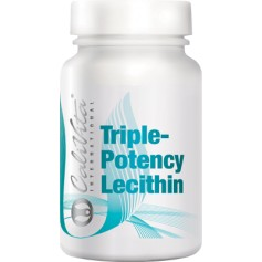 Triple Potency Lecithin 100 capsule, Calivita
