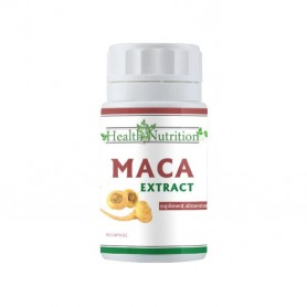 Extract de Maca 2500 Mg 30 cps Health Nutrition