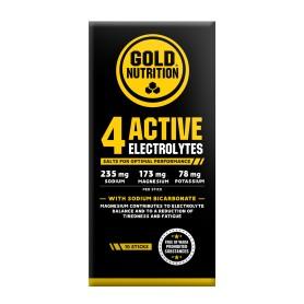 4 ACTIVE ELECTROLYTES GOLDNUTRITION®