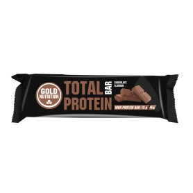 Gold Nutrition total protein bar ciocolata 46 g baton