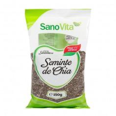 SEMINTE DE CHIA SANOVITA 150G