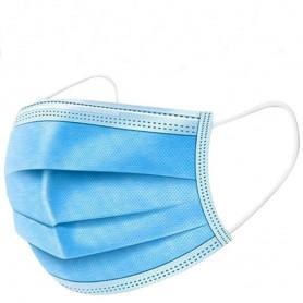 Masca de Protectie cu Elastic, Set 50 bucati
