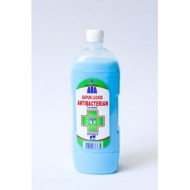 Sapun Lichid Antibacterian, Aba, 1 L