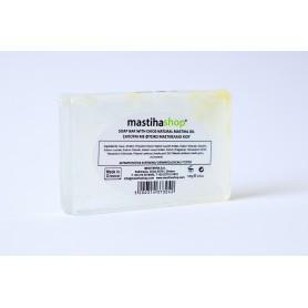 Sapun Natural cu Glicerina si Ulei de Mastic, 100 g Mediterra