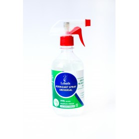 Igienizant Spray Universal, 70% alcool 500ML