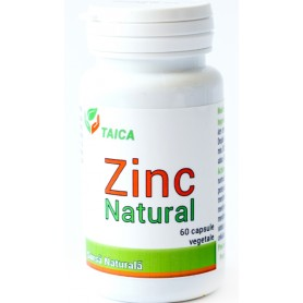 Zinc Natural 60cps