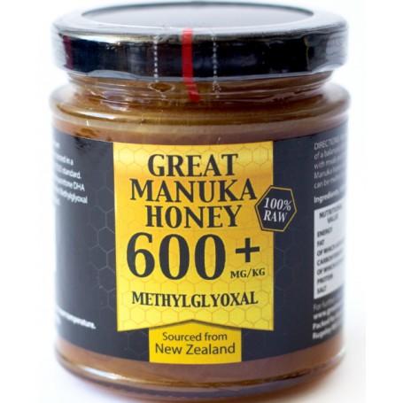 Miere de Manuka MG 600+, 250g