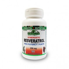 RESVERATROL FORTE 250MG 90CPS