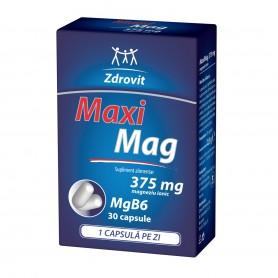 MAXIMAG 375MG 30CPS