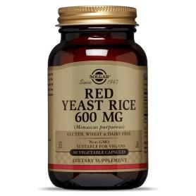 RED YEAST RICE veg.caps 60s SOLGAR