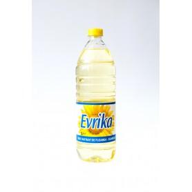 Ulei de Floarea Soarelui, Evrika, 1L