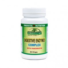 ENZIME DIGESTIVE COMPLEX-100CPS ENZYMES