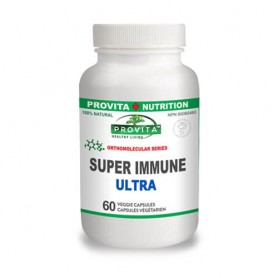 SUPER IMMUNE FORTE+ 650MG 30CPS