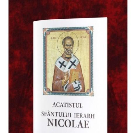 Acatistul Sfantului Ierarh Nicolae