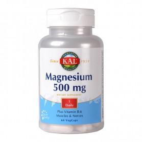 Magnesium 500 mg Secom 60 capsule