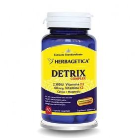 Detrix Complex, 60 capsule vegetale