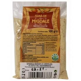 Faina de Migdale Nedecojite, 100g Herbavit