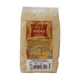 Faina de Migdale Nedecojite, 500g Herbavit