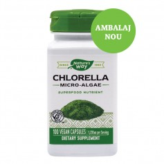 CHLORELLA MICRO-ALGAE 410MG 100CPS